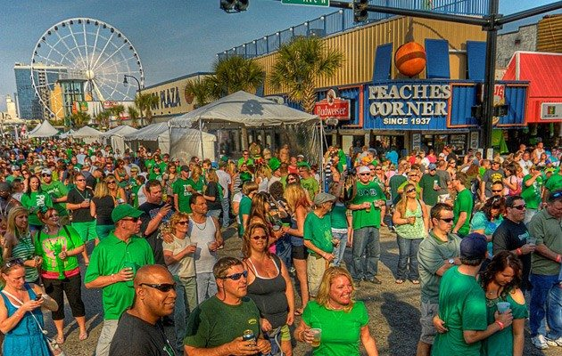 The Luck of the Irish in Myrtle Beach