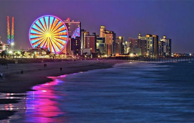 Myrtle Beach Date Night Ideas