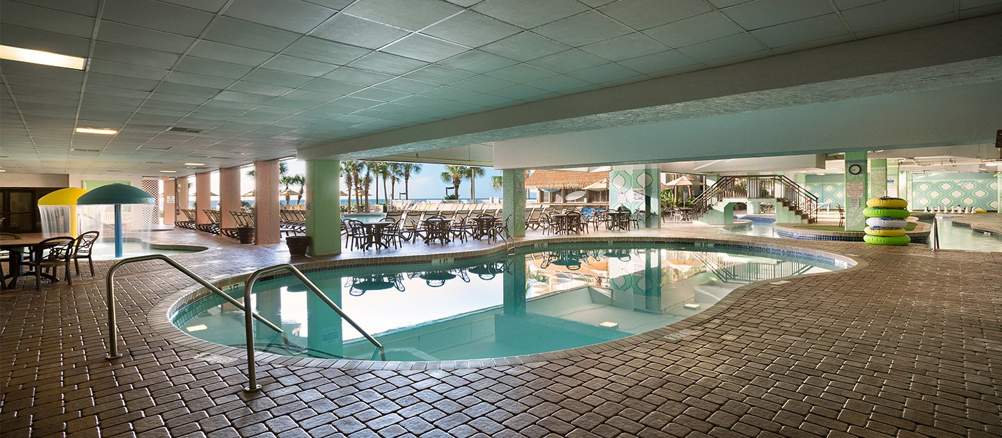 Long Bay Indoor Pool