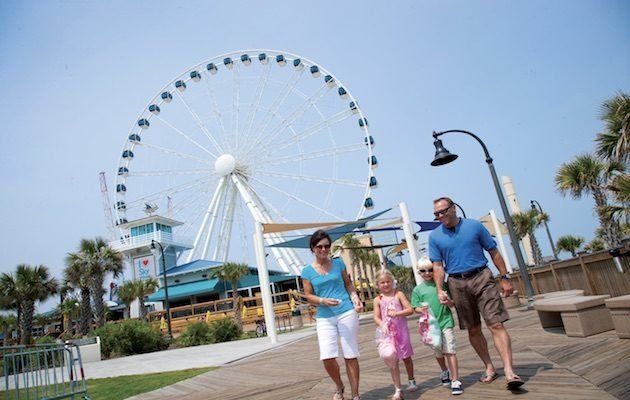 Top 10 Things To Do On The Myrtle Beach Boardwalk