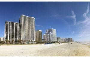 Marriott Tower Coastline View