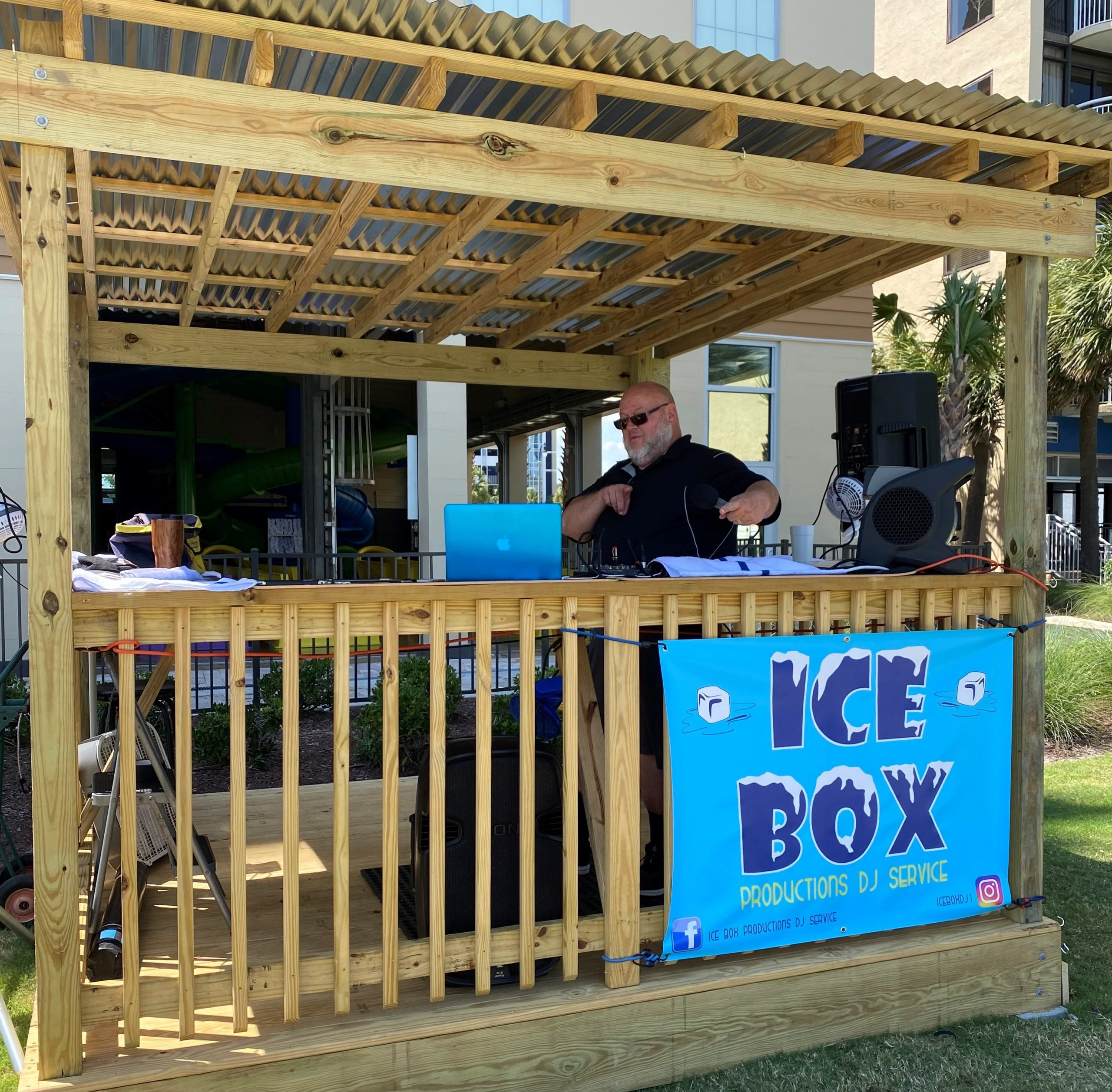 DJ IceBox at The Breakers Resort