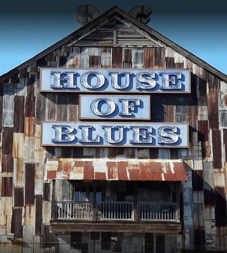 House of Blues outside