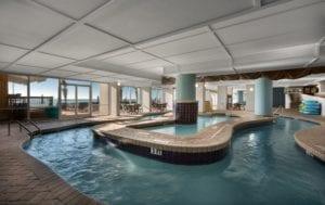 Paradise Resort Indoor Lazy River