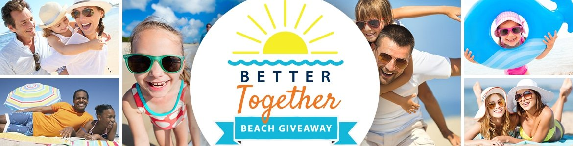Better Together Beach Giveaway