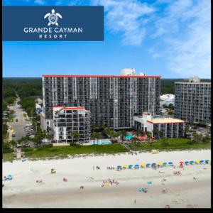 Grande Cayman Resort Exterior Building