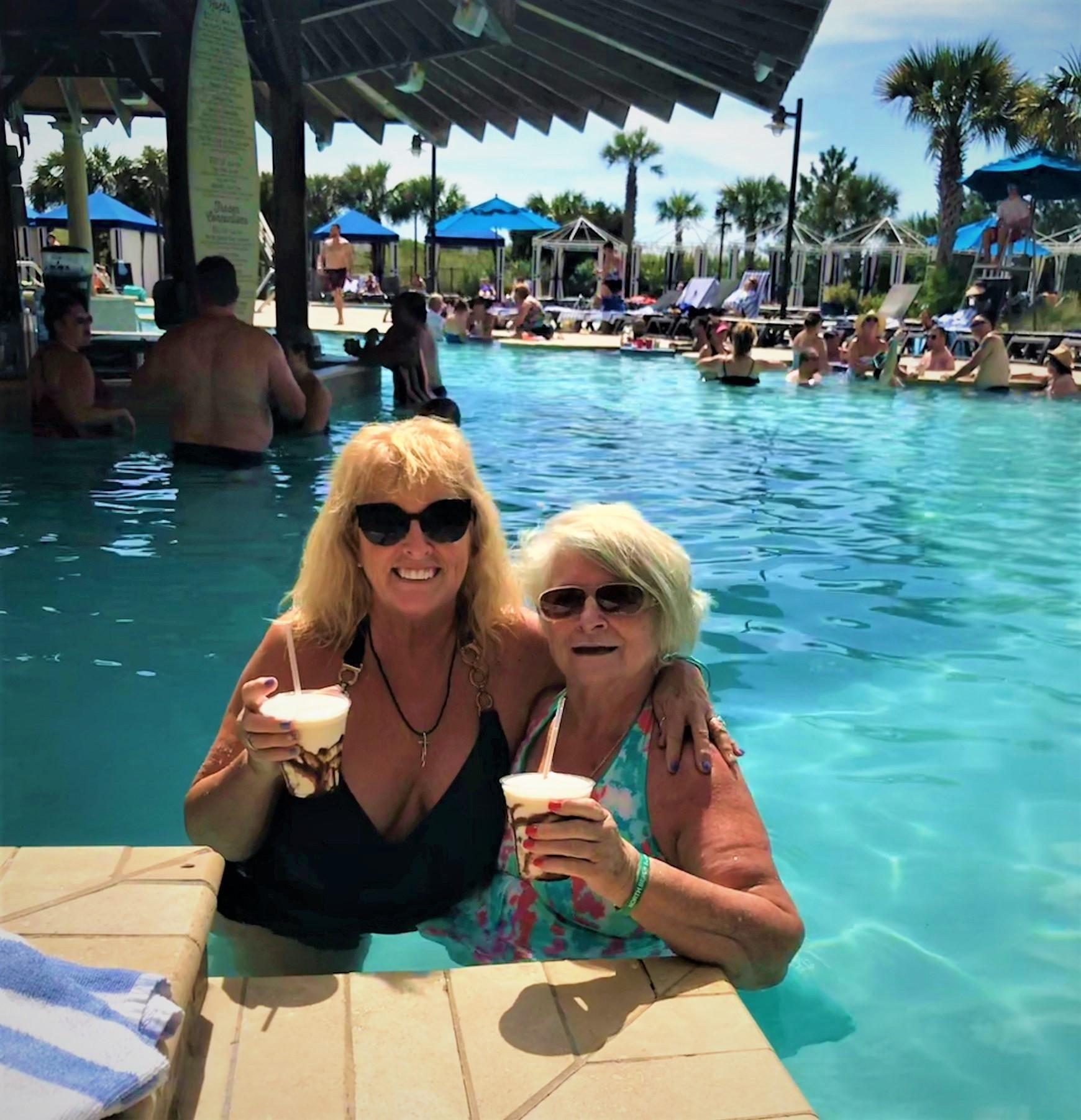 North Beach Swim- Up Bar