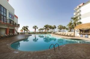Grande cayman Resort Oceanfront Outdoor Pool