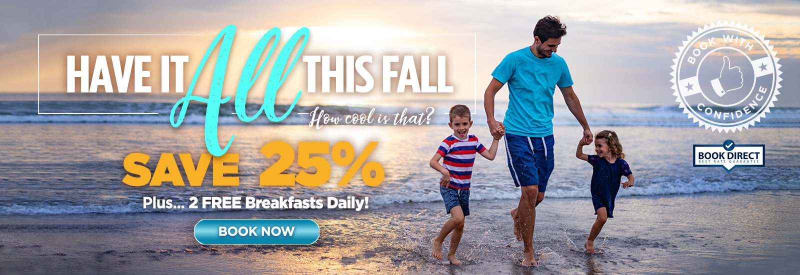 Have It All This Fall Sale - Save 25%