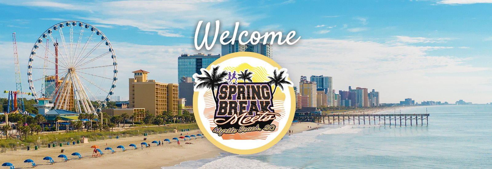 Myrtle Beach Track and Field Spring Break Meets