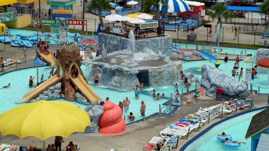 Wild Water and Wheels Pools