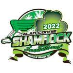 Alan Connie Shamrock Invite Logo